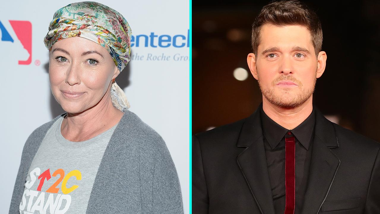 Exclusive: Shannen Doherty Reacts to Michael Buble's Son's 'Devastating' Cancer Diagnosis