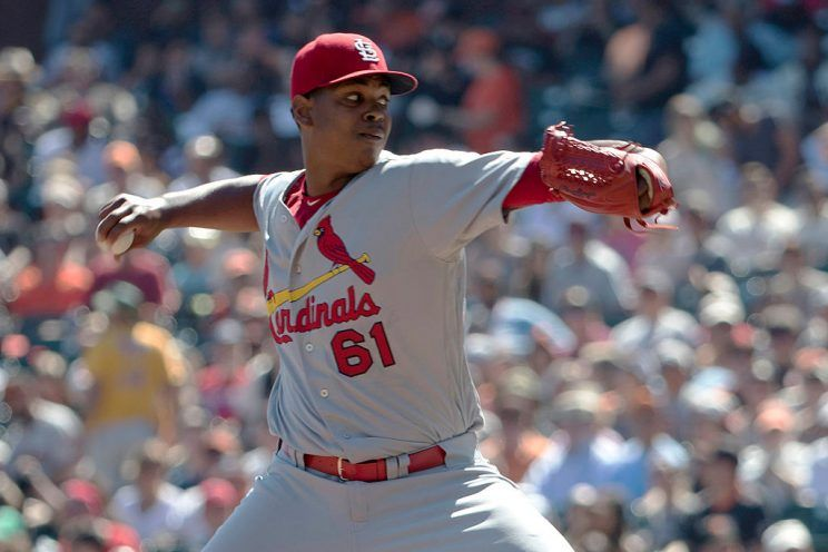Cardinals top prospect Alex Reyes needs Tommy John surgery
