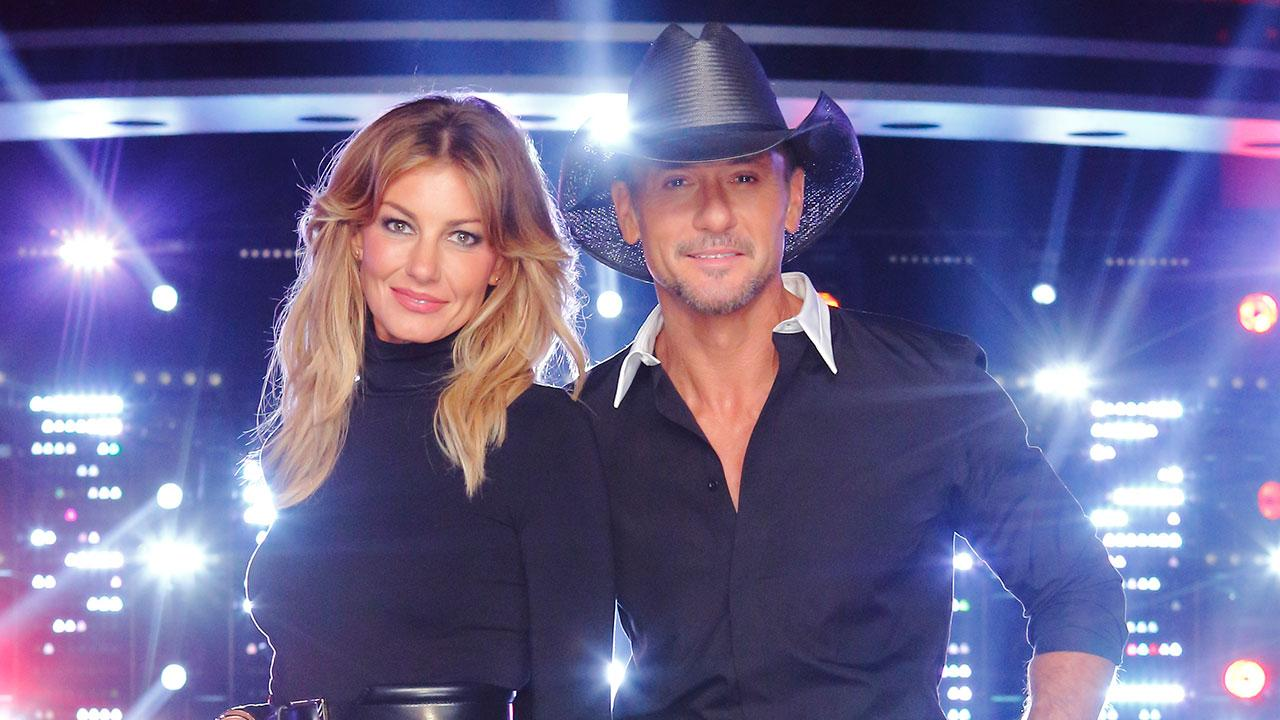 Faith Hill And Tim McGraw Announce Joint World Tour, Join    The Voice '  As Advisers