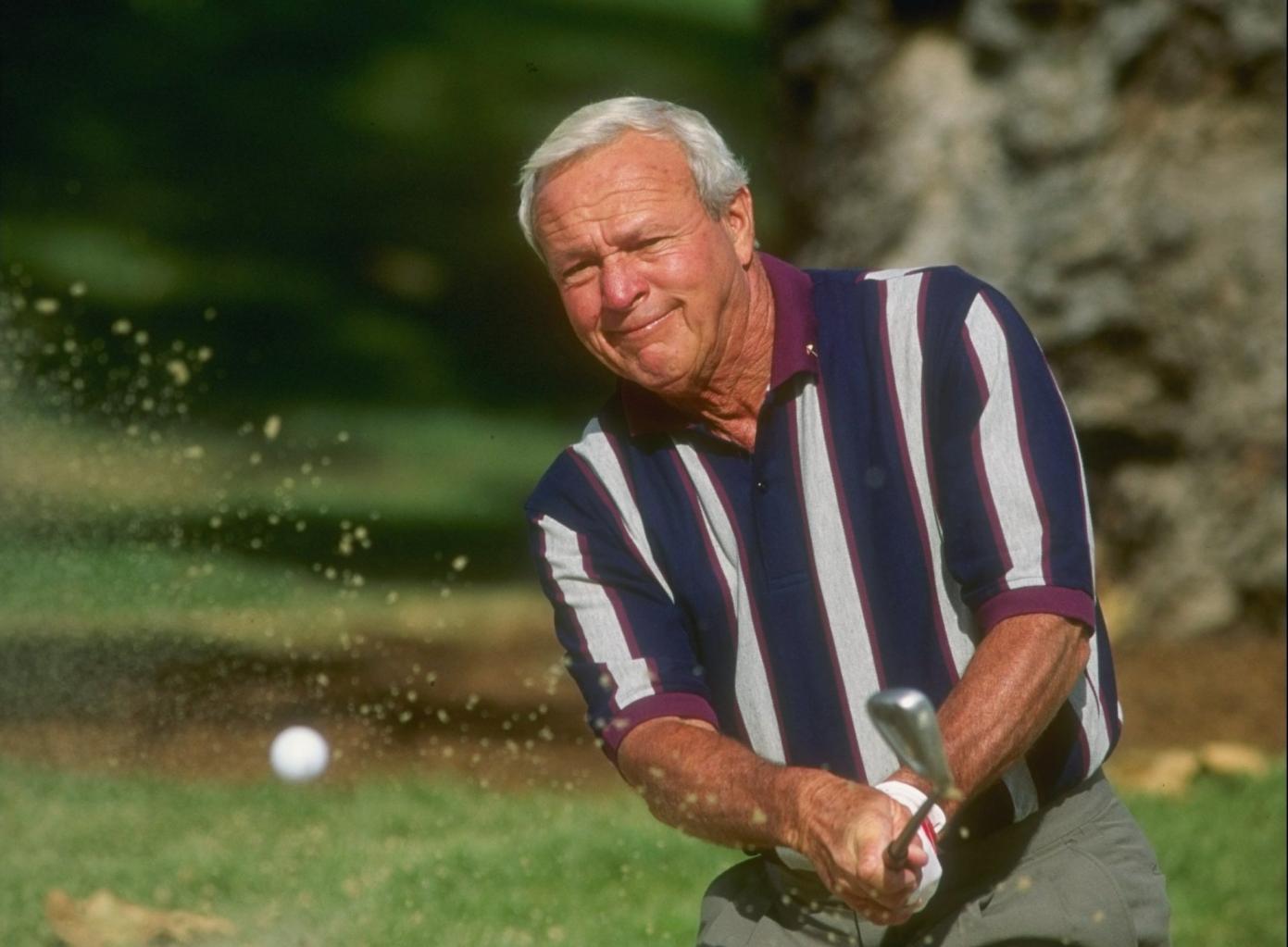 Famed Golfer Arnold Palmer Dies at 87