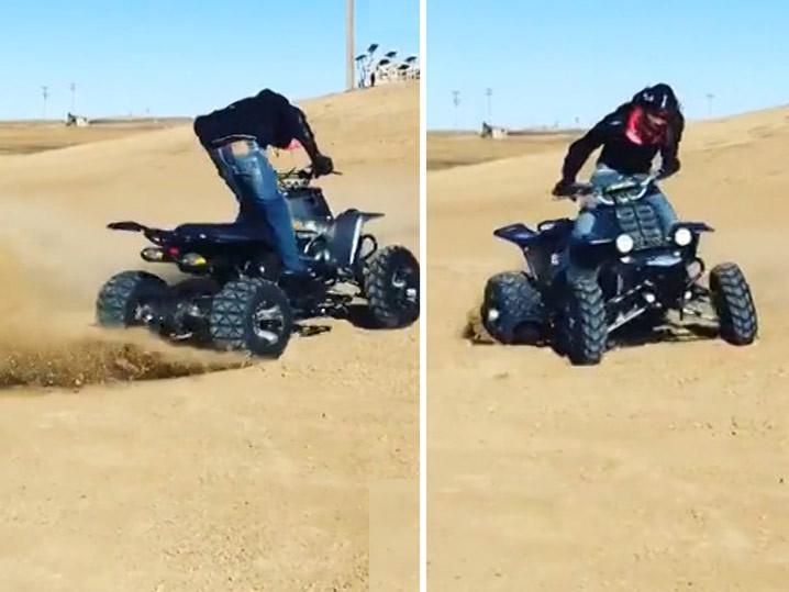 Fetty Wap -- Screw Motorcycles ... I'm An Atv Guy Now (Video