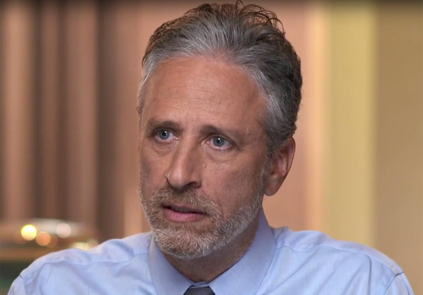 Finally! Jon Stewart  's Two Cents on the Election  '  And Why Liberals Need to Rethink Trump Supporters