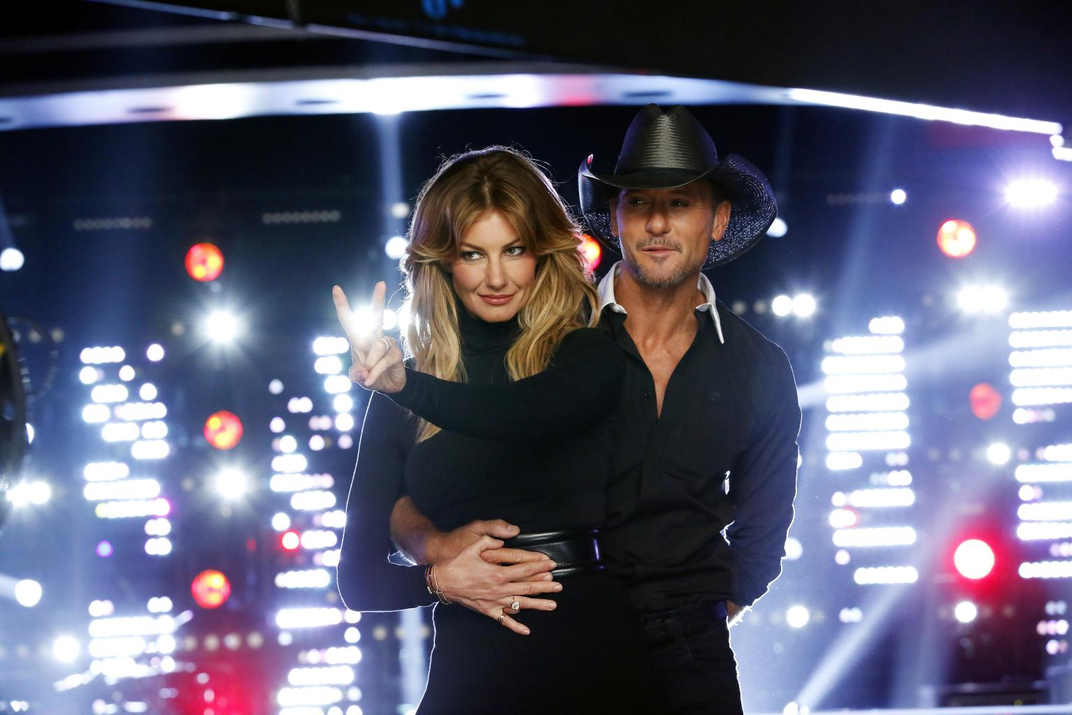 Five Unforgettable Tim McGraw-Faith Hill Duets