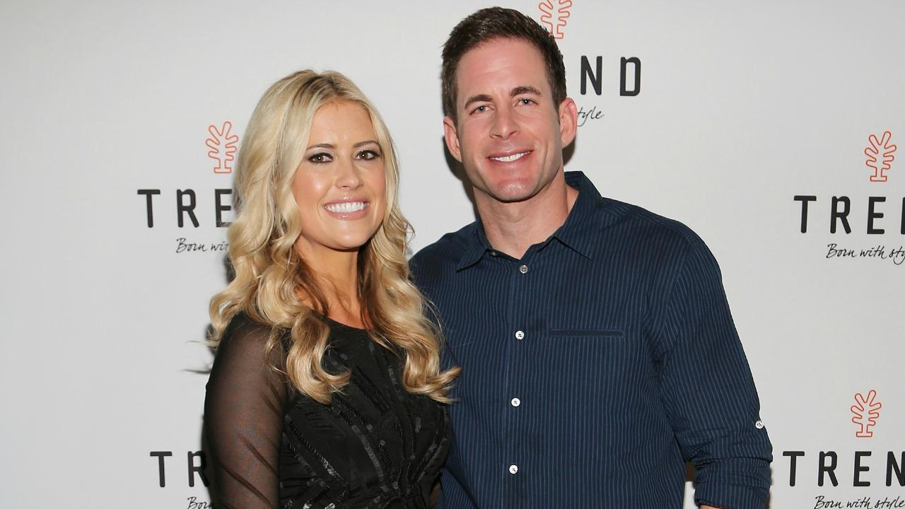 'Flip or Flop' Stars Christina and Tarek El Moussa Share Adorable Family Christmas Photos