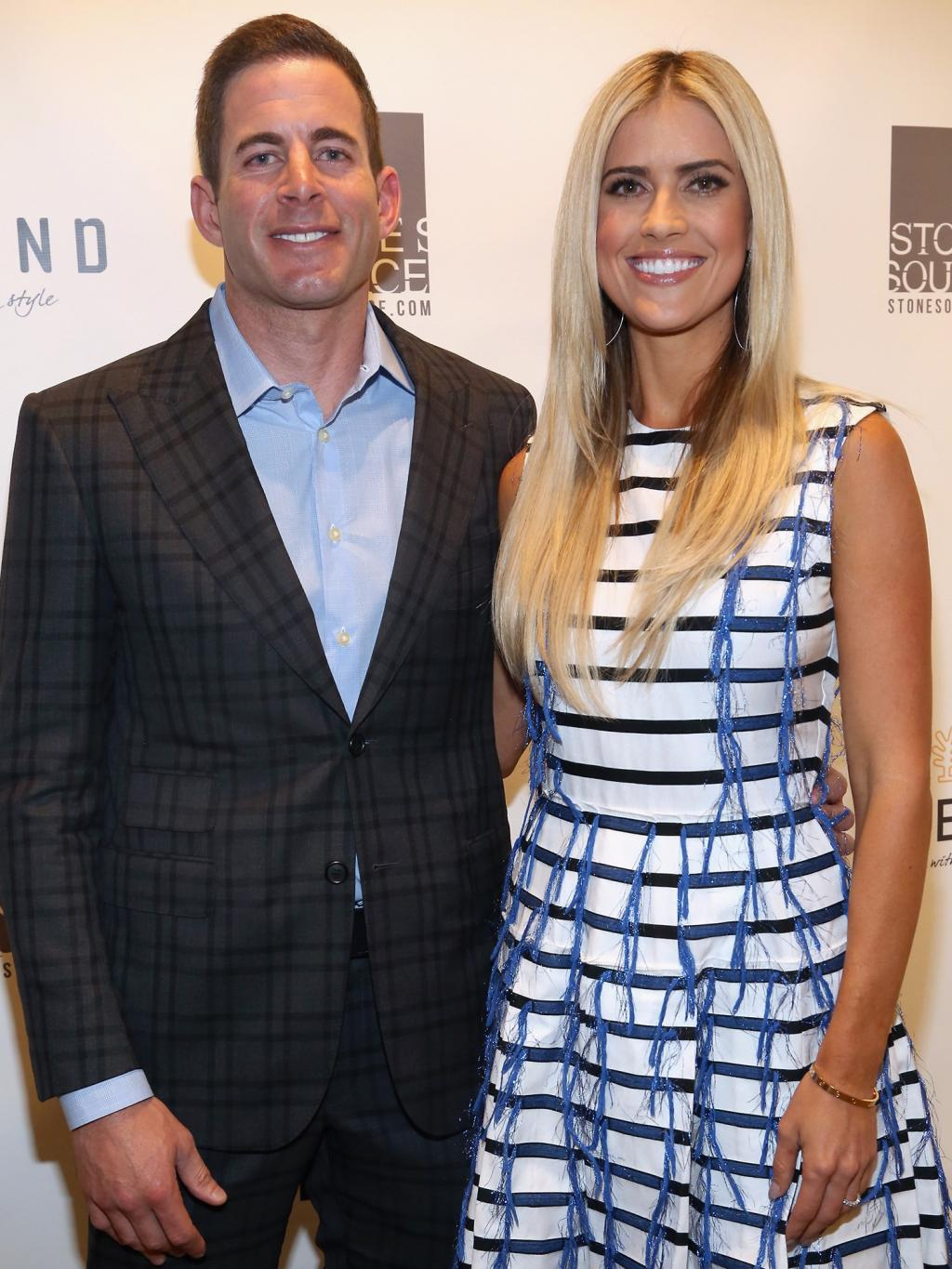 Flip or Flop's Tarek and Christina El Moussa Make First Joint Public Appearance Since Divorce Announcement