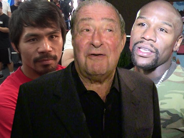 Floyd vs. Manny Rematch -- 'More Likely Than Not' ... Says B