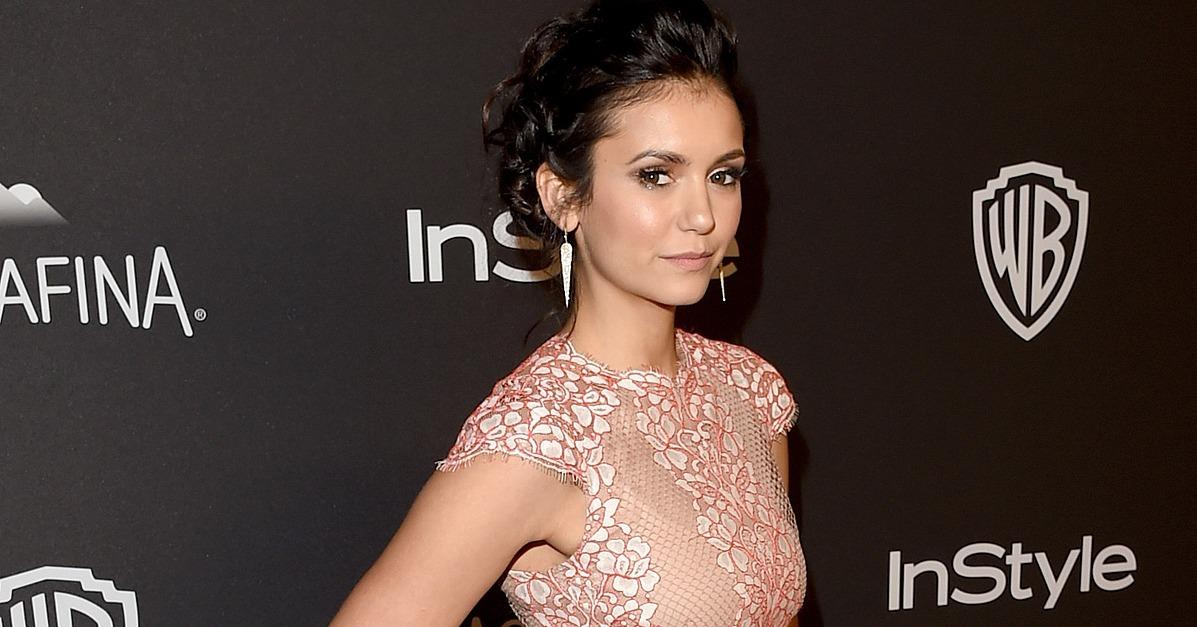 Former Couple Ian Somerhalder and Nina Dobrev Reunited at a