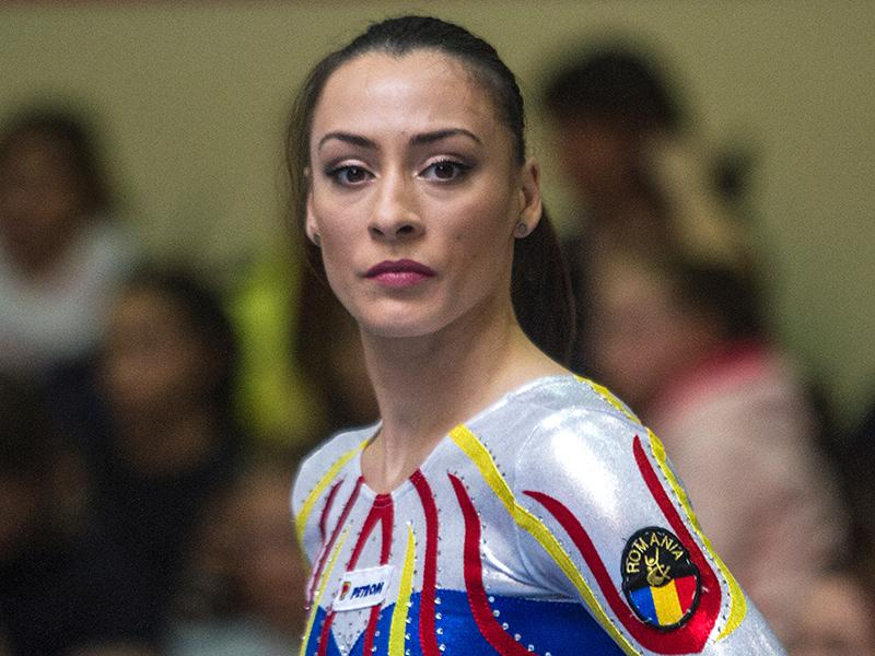 Formerly a Gymnastics Superpower, Romania Is Being Represented by a Team of One in Rio