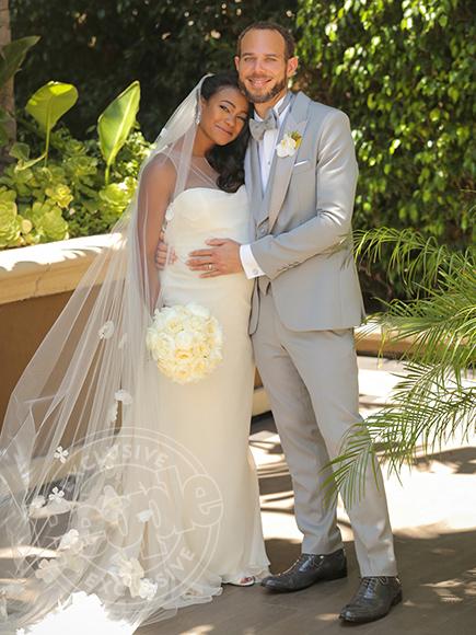 Fresh Prince of Bel-Air Star Tatyana Ali Marries Dr. Vaughn Rasberry