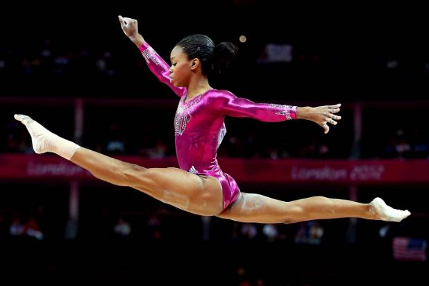 Gabby Douglas Apologizes After National Anthem Controversy