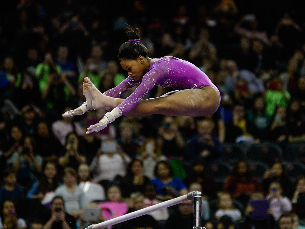 Gabby Douglas Wins American Cup, Putting Her Steps Closer to