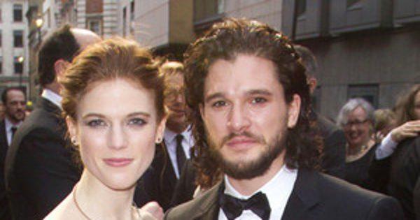 Game of Thrones' Kit Harington Talks Falling in Love With Rose Leslie, Revealing Jon Snow Secret