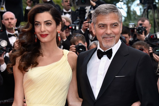 George Clooney and Wife Amal Obtain Restraining Order Against Man Who Allegedly Threatened Them