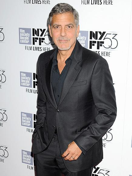 George Clooney Says Academy Is 'Moving in the Wrong Directio