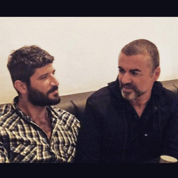 George Michael's Boyfriend Fadi Fawaz Shares Old Photo: ''I Will Never Stop Missing You''