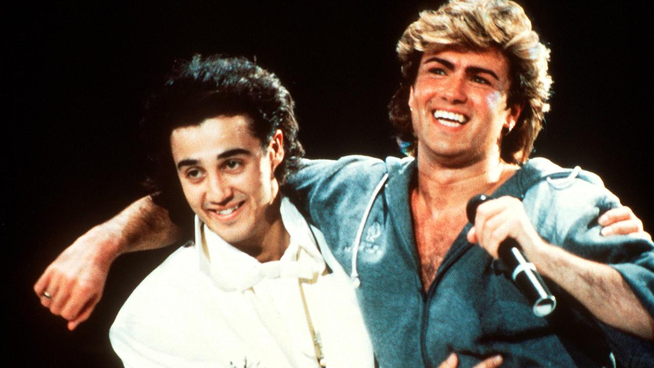 George Michael's Wham! Bandmate, Andrew Ridgeley, Remembers the Late Singer