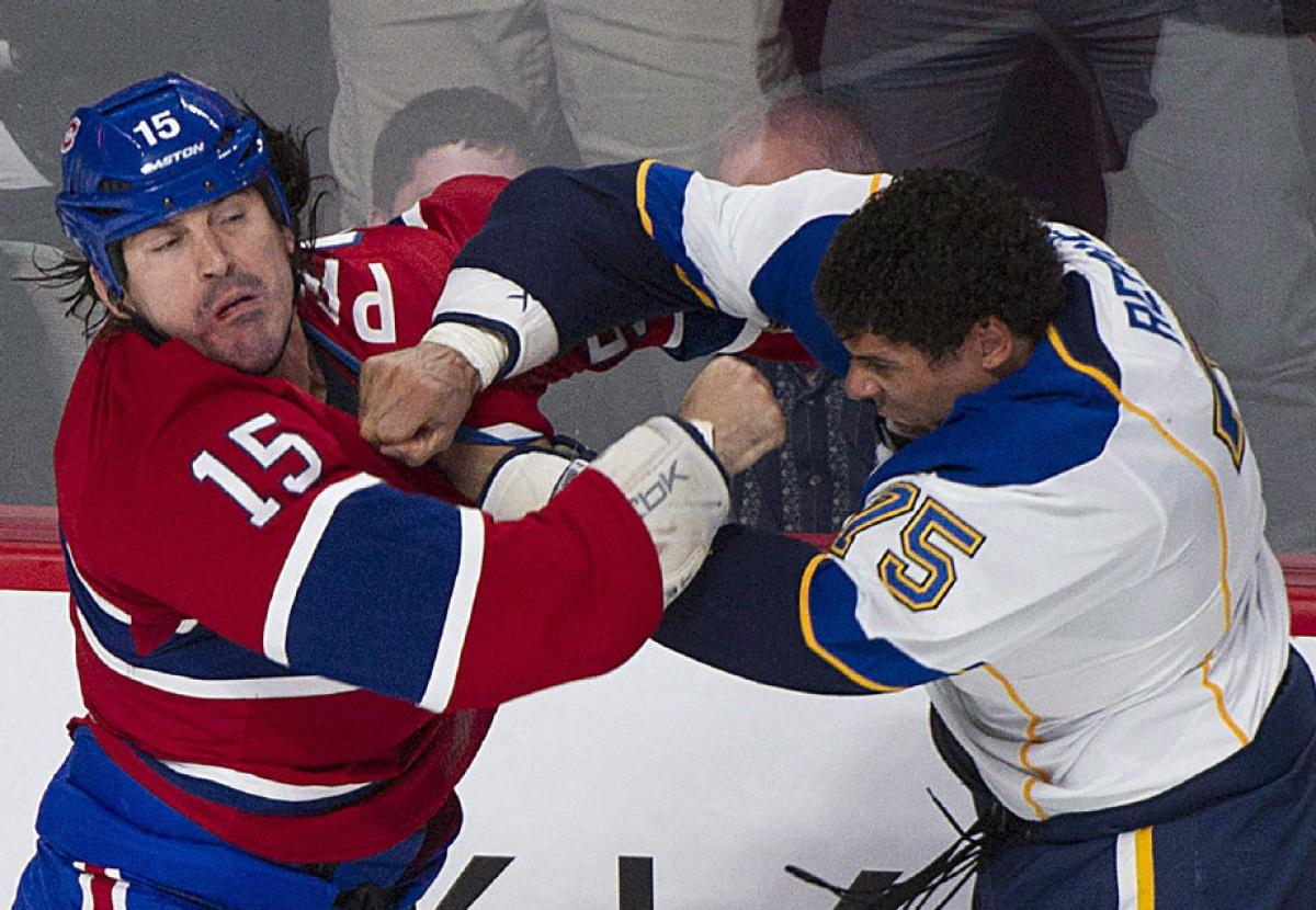 George Parros joins NHL department of player safety