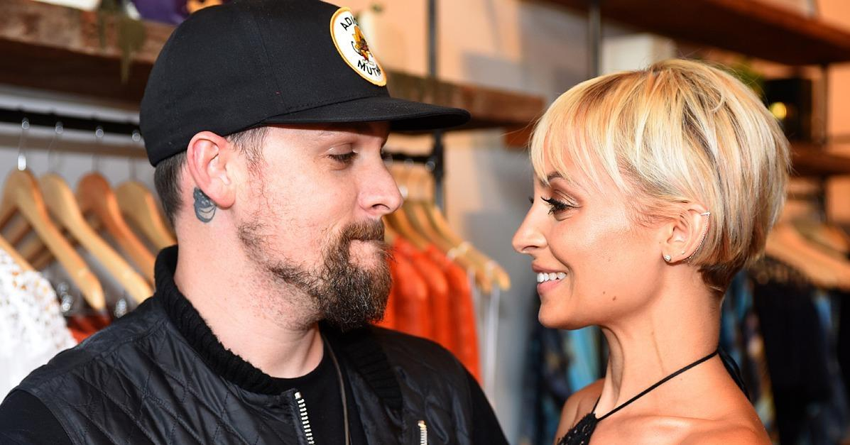 Get a Glimpse of How Madly in Love Joel Madden Is With Nicol
