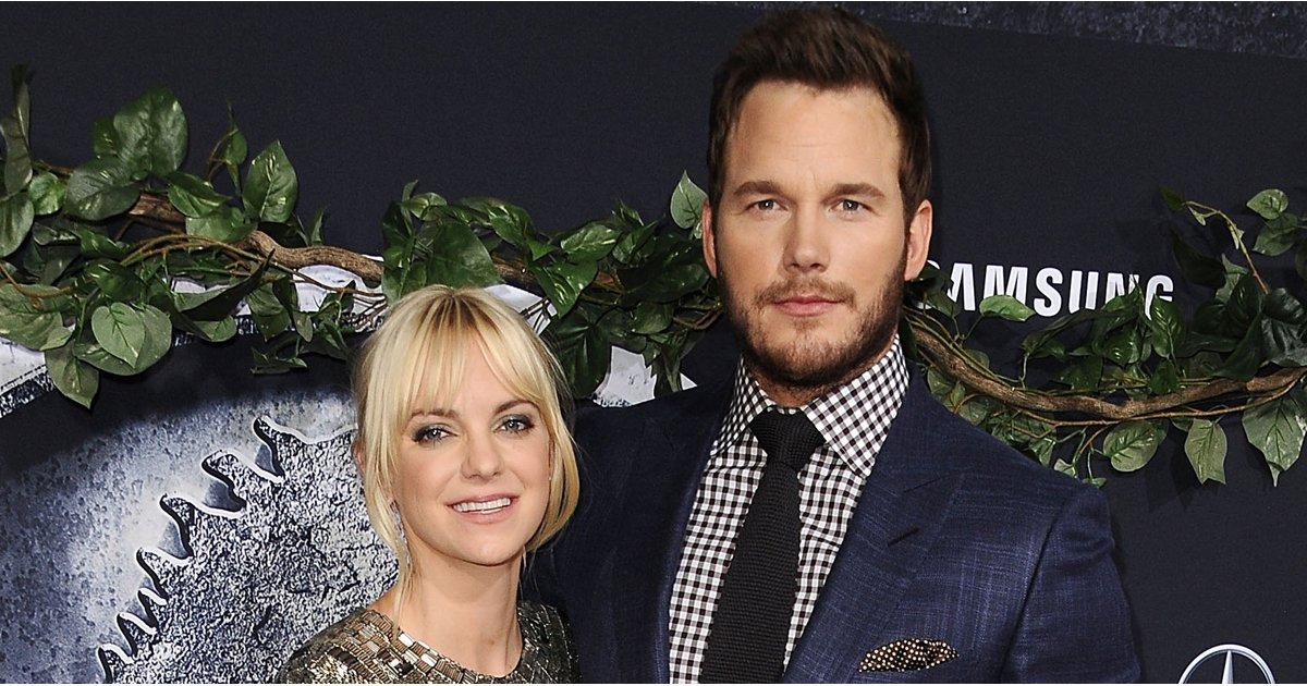 Get Into the Olympic Spirit With These Cute Videos of Anna Faris, Courtesy of Chris Pratt