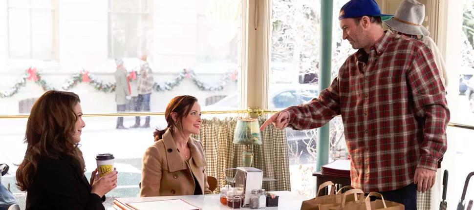 'Gilmore Girls': Scott Patterson Surprises Fans at Luke's Diner Pop-Up