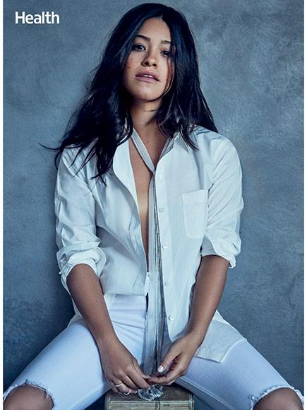 Gina Rodriguez: 'It's Always Been a Battle for Me with Weight'