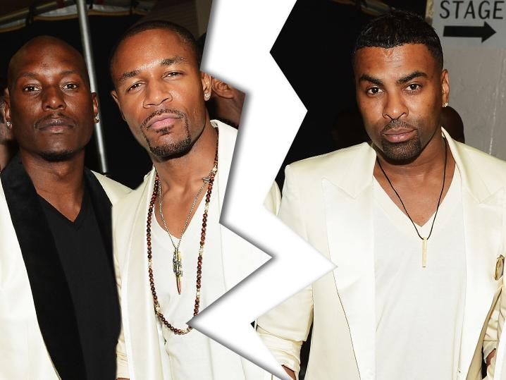 Ginuwine to Tyrese -- You're a Wack Diva For Killing Tgt