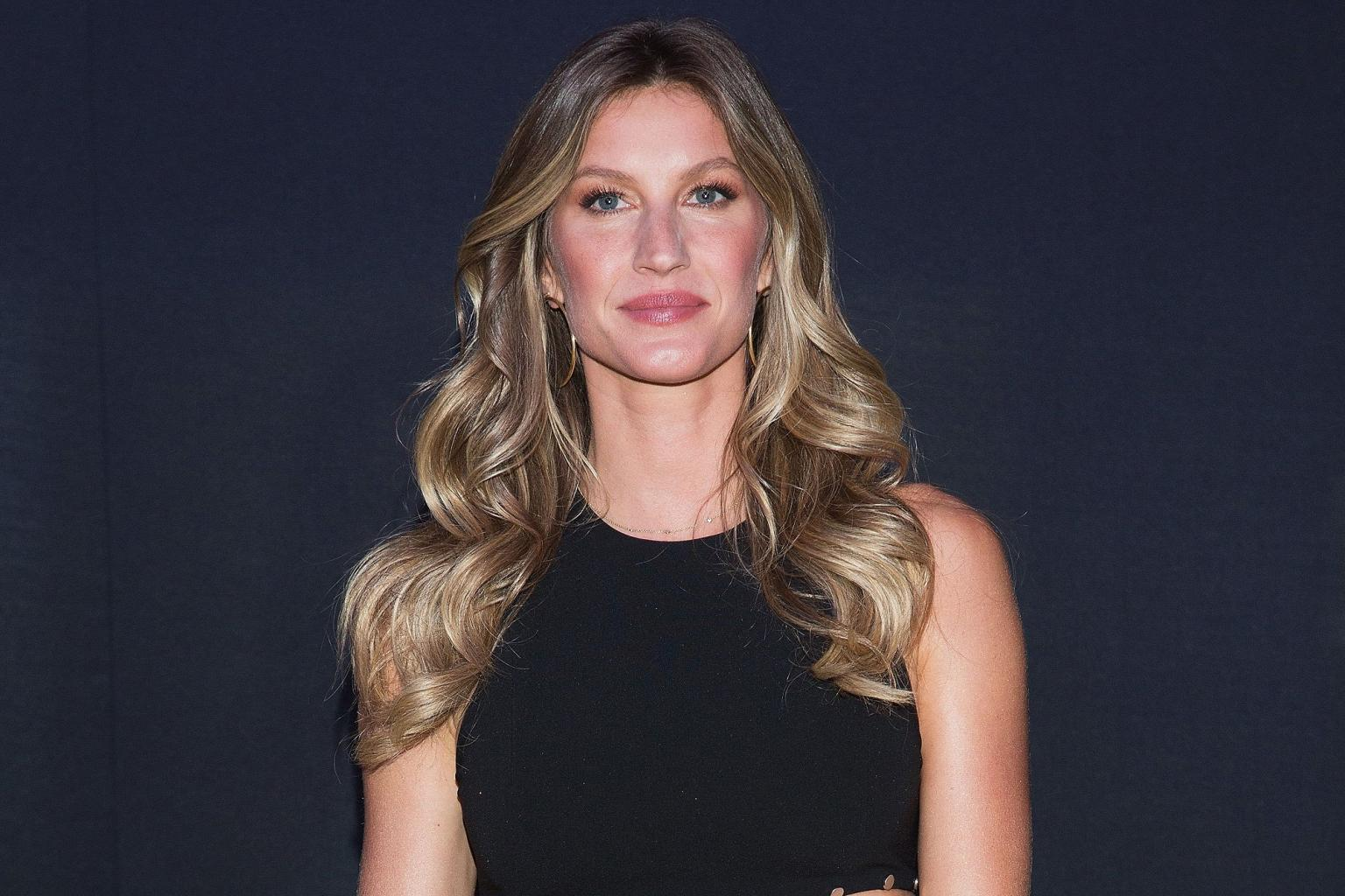Gisele B    ndchen Finds Out How Burgers Might Be Destroying the Planet