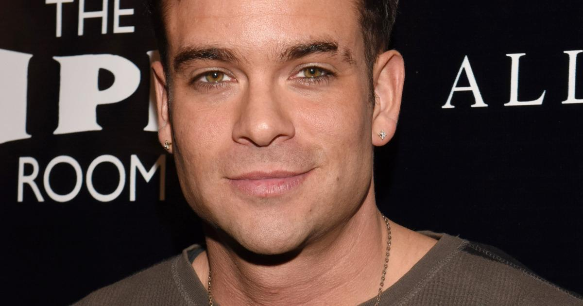 Glee's Mark Salling Has Been Arrested for Possession of Chil