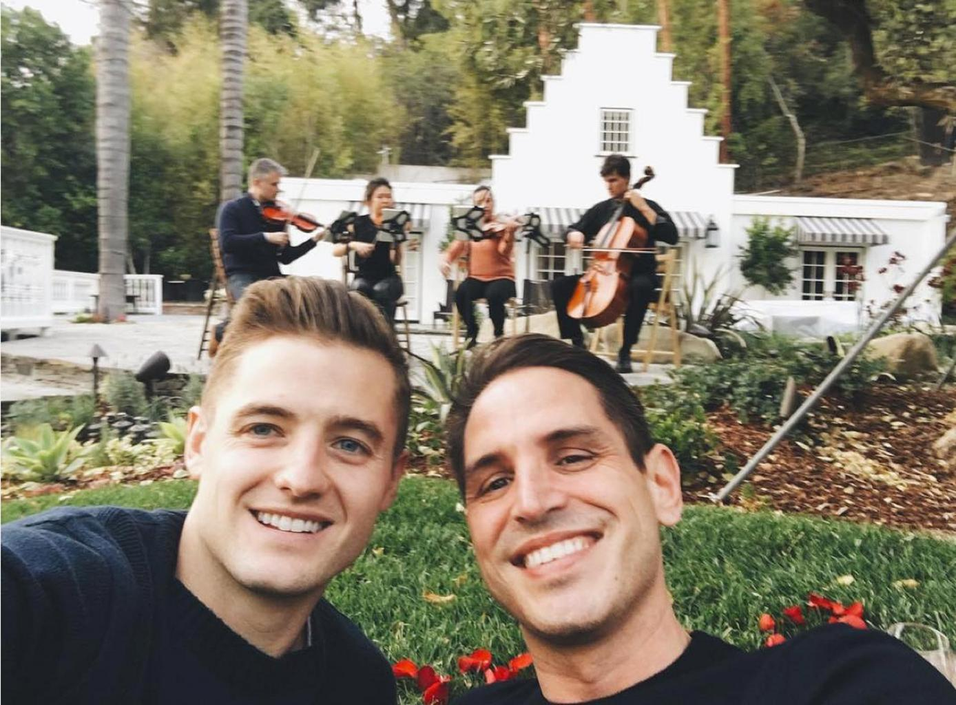 Greg Berlanti Engaged to Soccer Star and Longtime Boyfriend Robbie Rogers