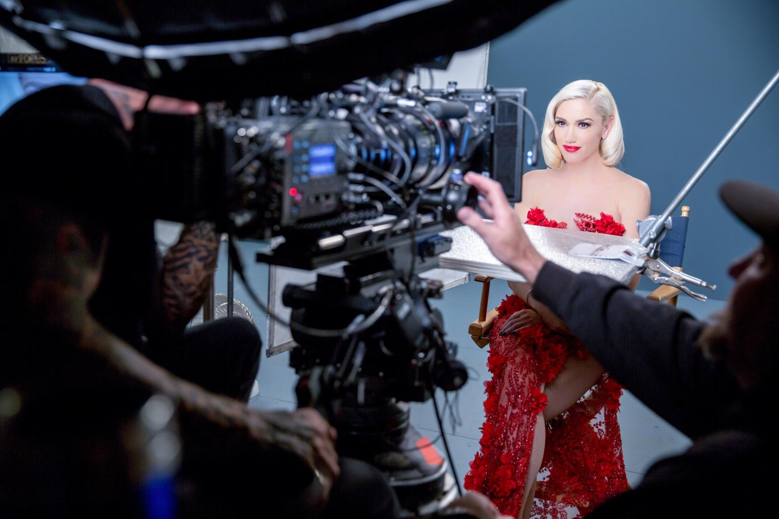 Gwen Stefani Is Revlon's New Face