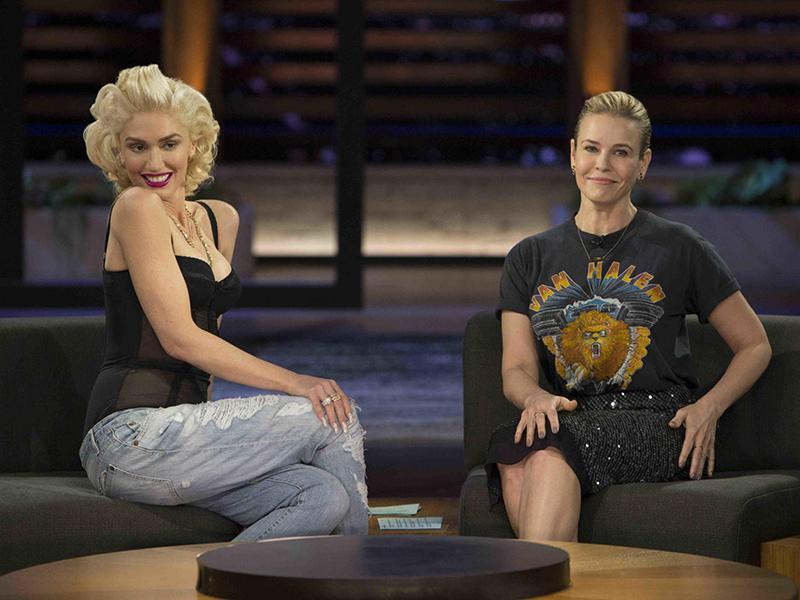 Gwen Stefani Reveals the Story Behind Her Duet with Boyfriend Blake Shelton