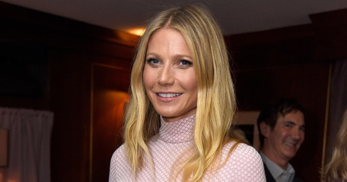Gwyneth Paltrow Makes a Breathtaking Appearance at a Swanky