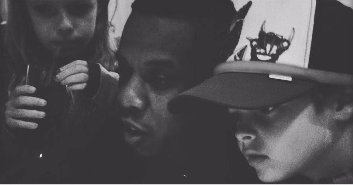 Gwyneth Paltrow Shares a Precious Photo of Jay Z and Her Kids For His Birthday