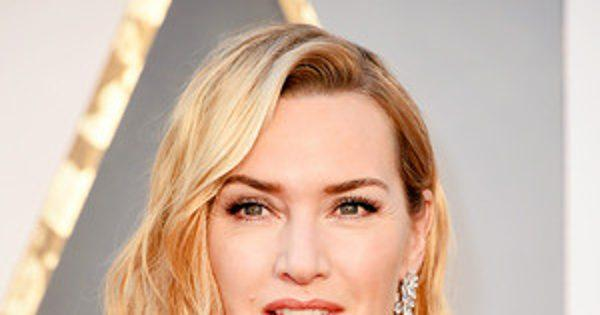 Hair Goals: Get Kate Winslet's Side-Swept Waves From the 201