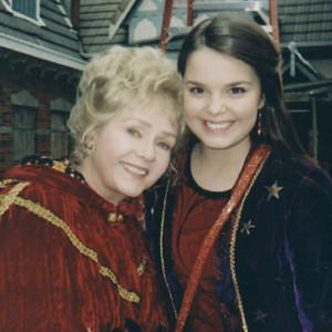 Halloweentown's Kimberly J. Brown on Debbie Reynolds: She Proved That