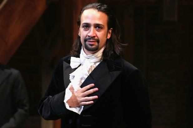 Hamilton  to Be Filmed Before Lin-Manuel Miranda's Exit Next Month
