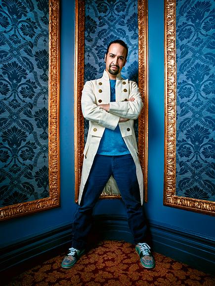 Hamilton's Lin-Manuel Miranda Opens Up About His