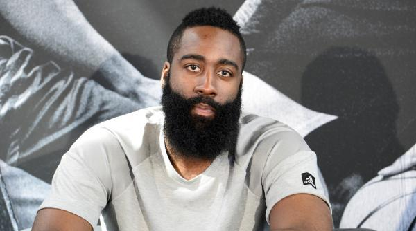 Harden's first Adidas shoe gets Curry treatment