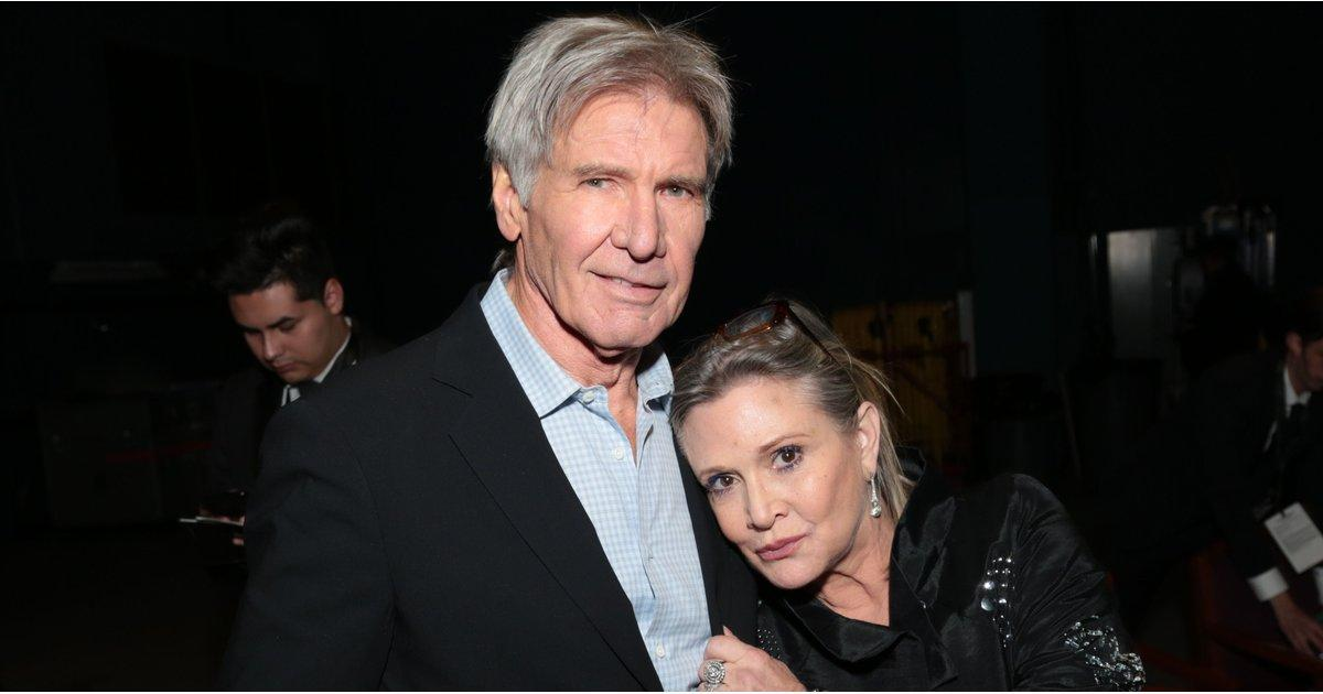 Harrison Ford Offers Words of Support to His