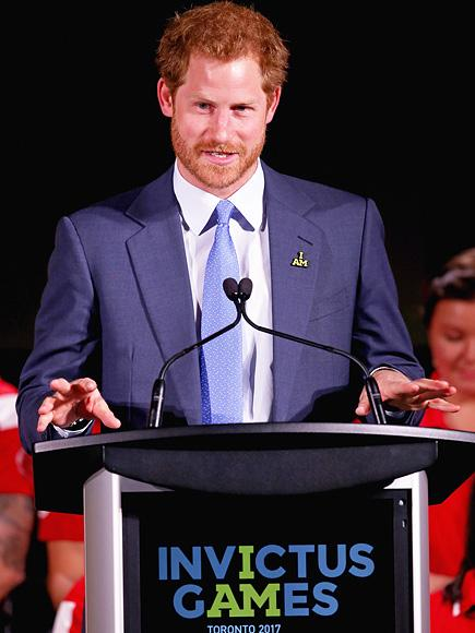 'He Is Truly Our Prince Charming': Michelle Obama and Prince Harry Join Forces to Open His Invictus Games