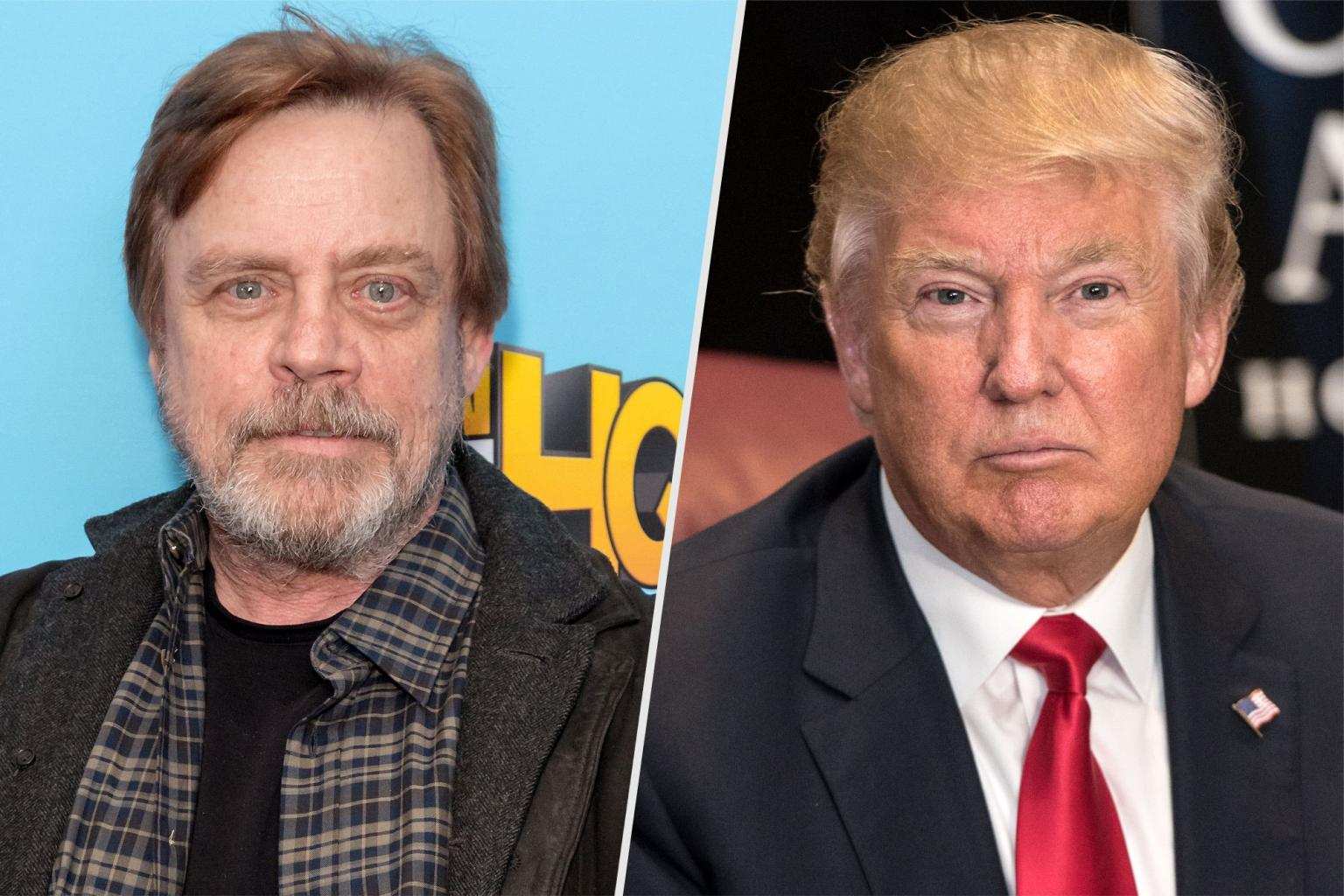 Hear Mark Hamill Read Donald Trump's Bizarre New Year Tweet as the Joker