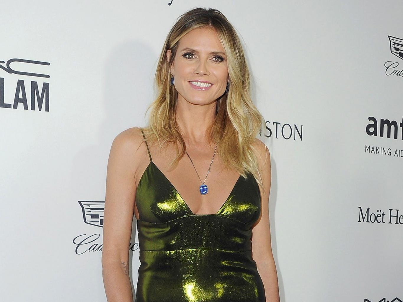 Heidi Klum Vows to Be Topless on the Beach at 60: 'It's Just Who I Am'