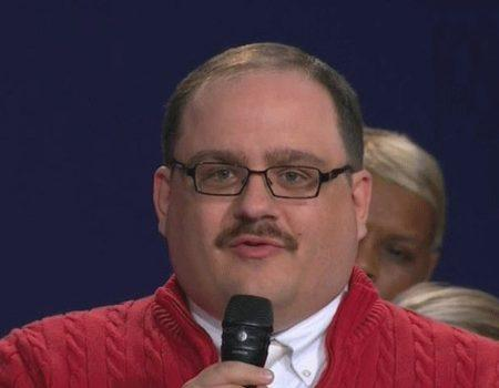 Here's Why the Internet Thinks Audience Member Kenneth Bone Won the Presidential Debate