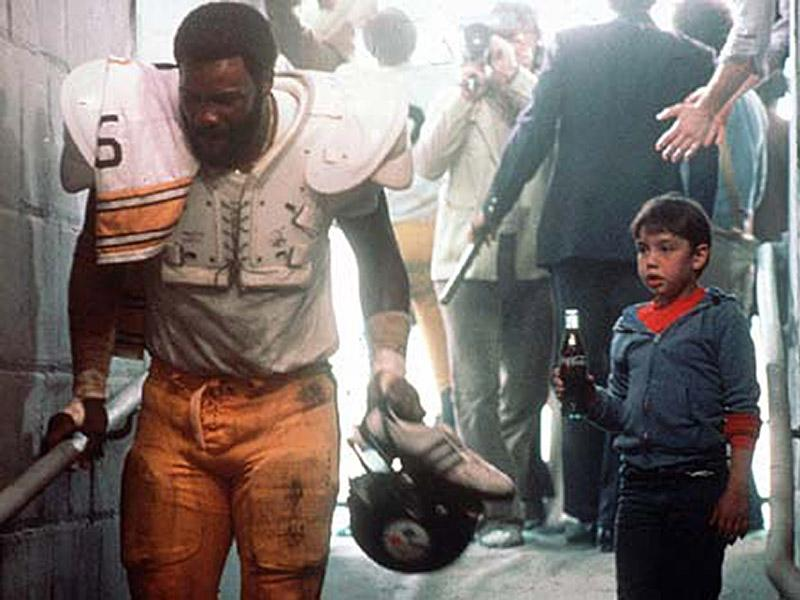 'Hey Kid, Catch!' - NFL Legend 'Mean' Joe Greene Reunites wi