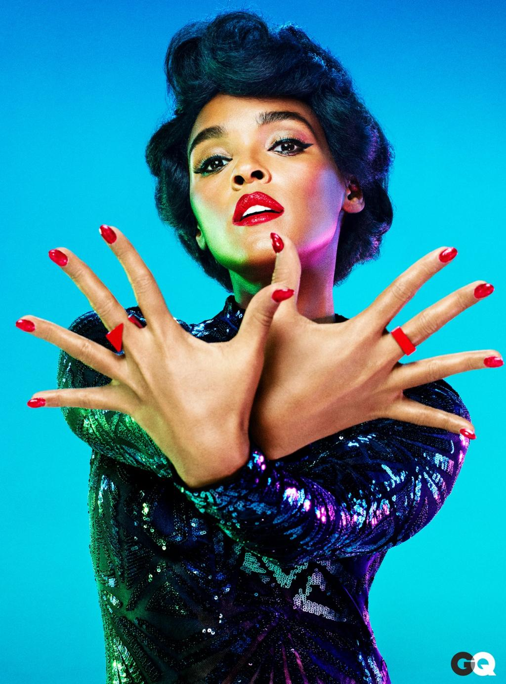 Hidden Figures Star Janelle Monae Says She Wants to        See More Black People      '  in Hollywood Films