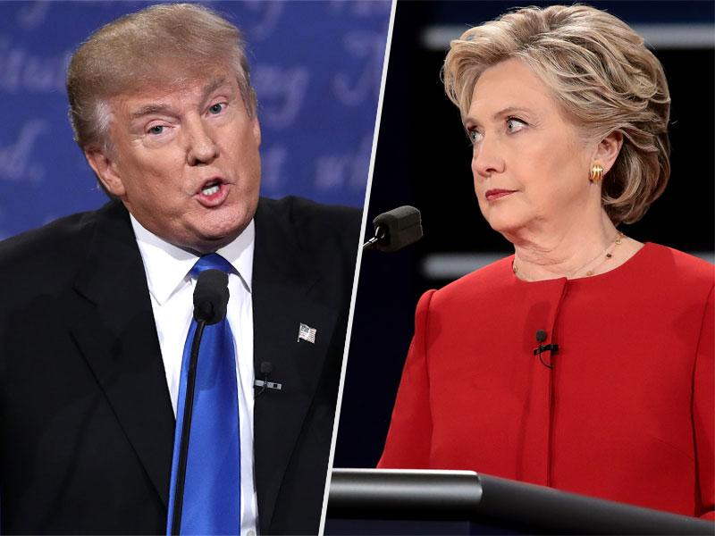 Hillary Clinton and Donald Trump's Best Zingers from the Presidential Debate