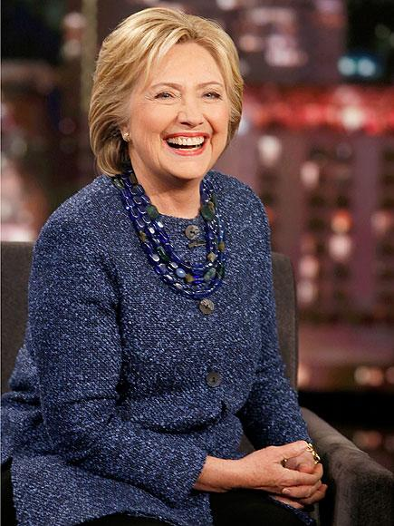 Hillary Clinton Gets Emotional As She Addresses 10-Year-Old