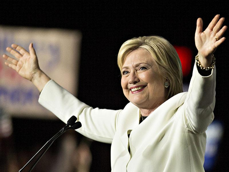 Hillary Clinton Wins Four of Tuesday's Five Primaries, Speaks About Uniting Democratic Party: 'There's Much More That Unites Us Than Divides Us'