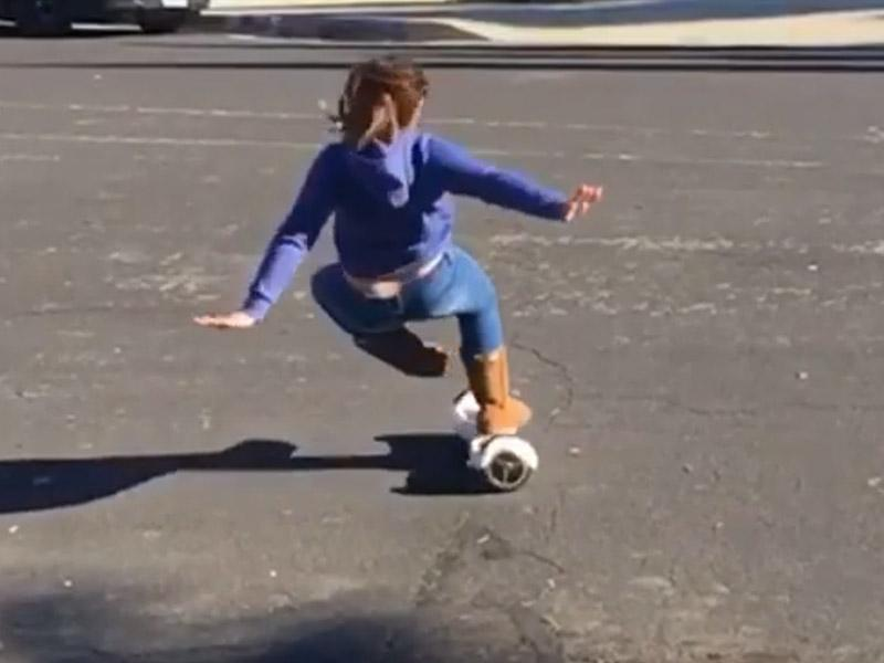 Hoverboards Were This Year's Hottest Christmas Gift - Litera
