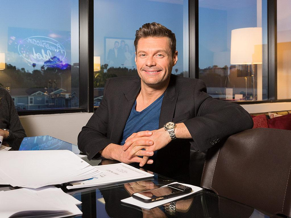 How American Idol Changed Ryan Seacrest's Life: 'I Was Livin